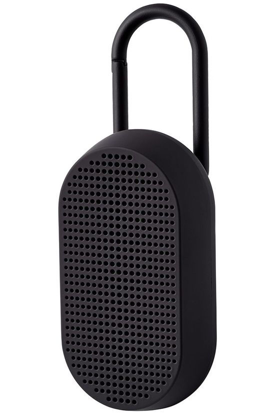 Lexon Gadget Mino T Bluetooth Speaker black