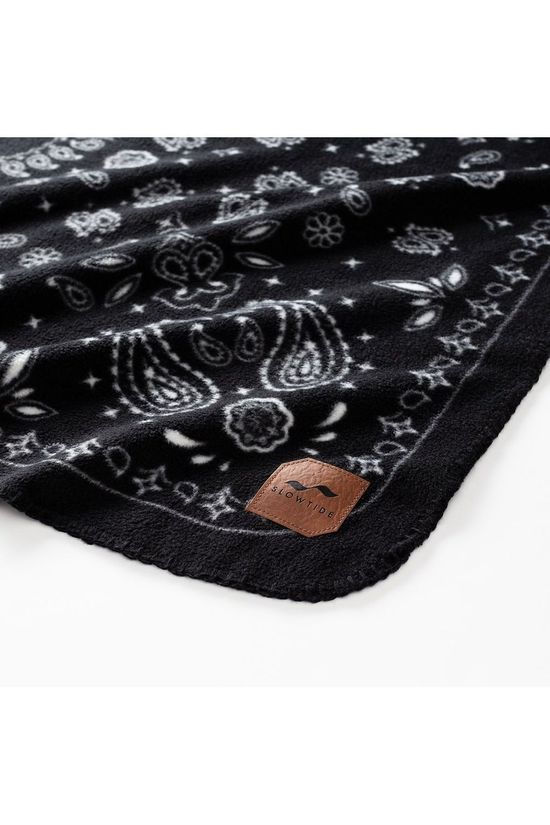 Slowtide Gadget Polar Fleece Blanket Black/Assorted / Mixed