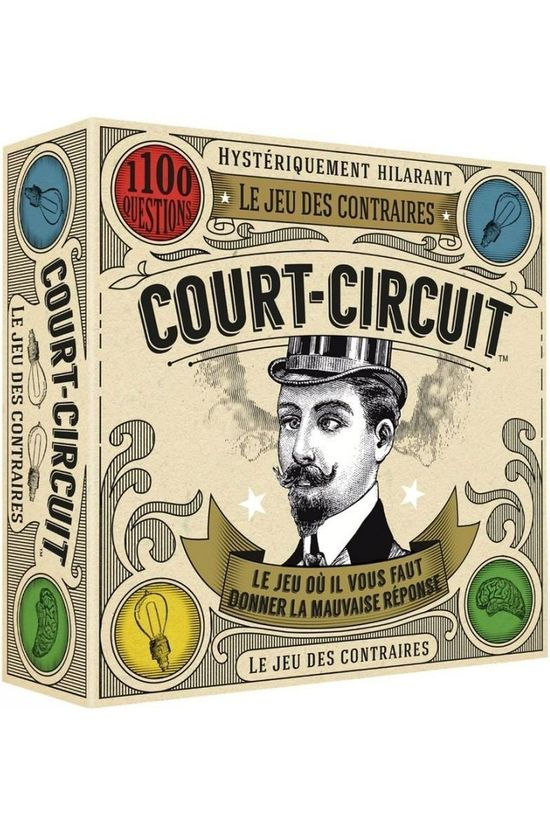 Hygge Games Game Court-Circuit No colour / Transparent