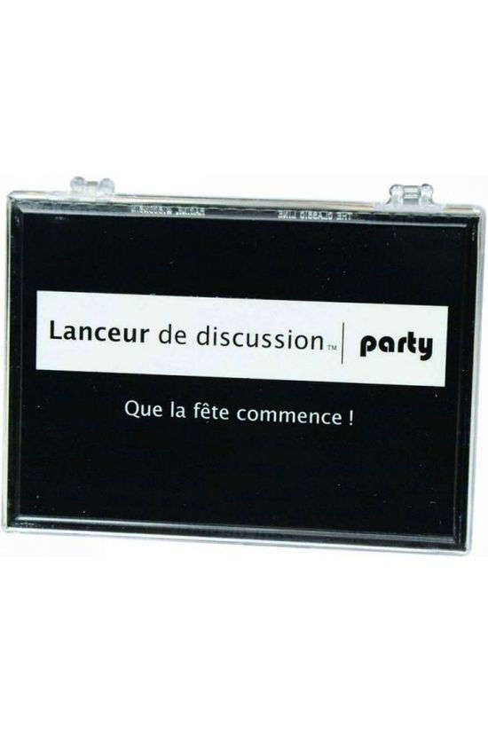 Hygge Games Jeu Lanceur De Discussion Party Pas de couleur / Transparent