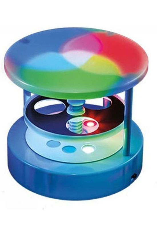 4M Jeu Light Kaleidoscope Assorti / Mixte