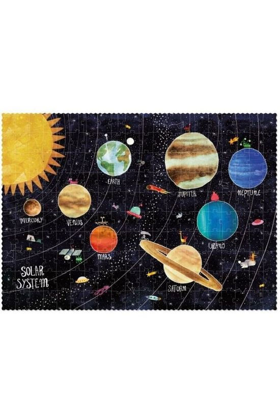 Londji Jeu Discover The Planets Puzzle Pas de couleur / Transparent
