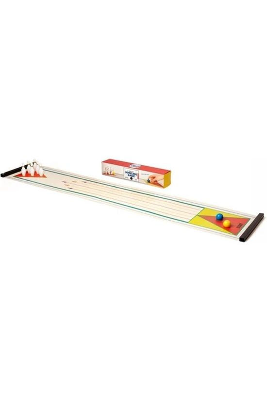 Kikkerland Game Tabletop Bowling No colour / Transparent