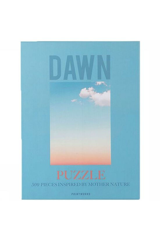 PRI TOYS PRI PUZZLE DAWN No colour / Transparent