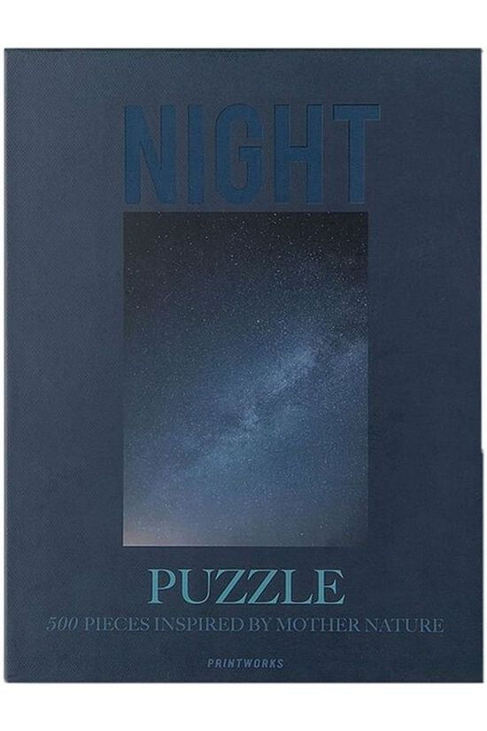 PRI TOYS PRI PUZZLE NIGHT No colour / Transparent