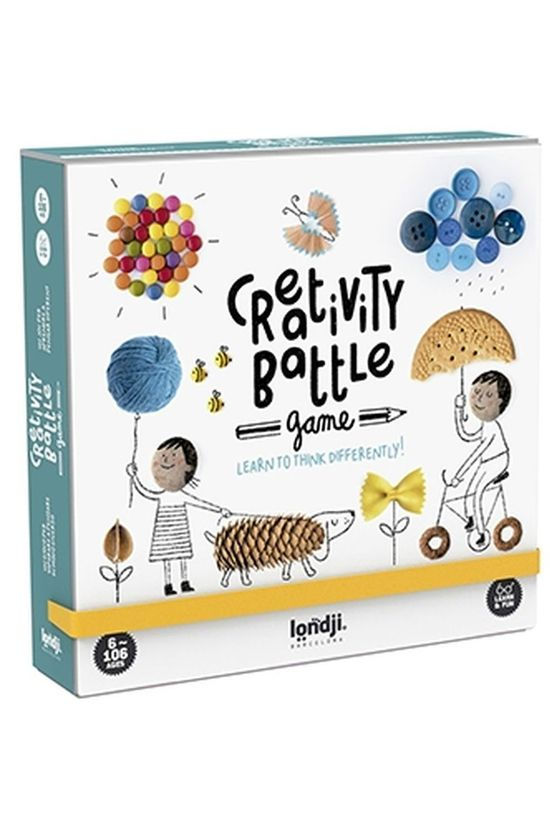 Londji Game Creativity Battle No colour