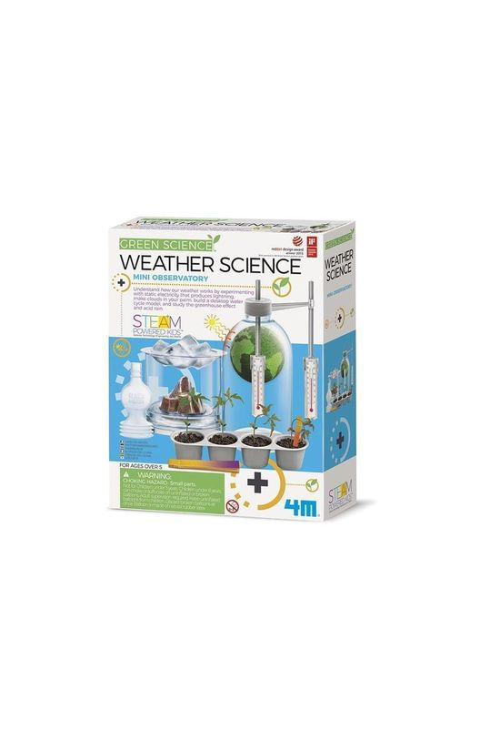 4M Game Weather Science No colour