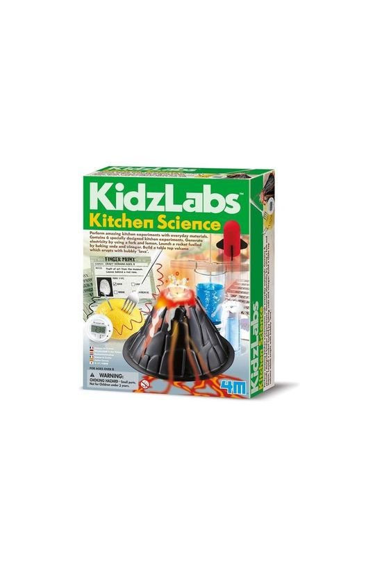 4M Game Kitchen Science No colour