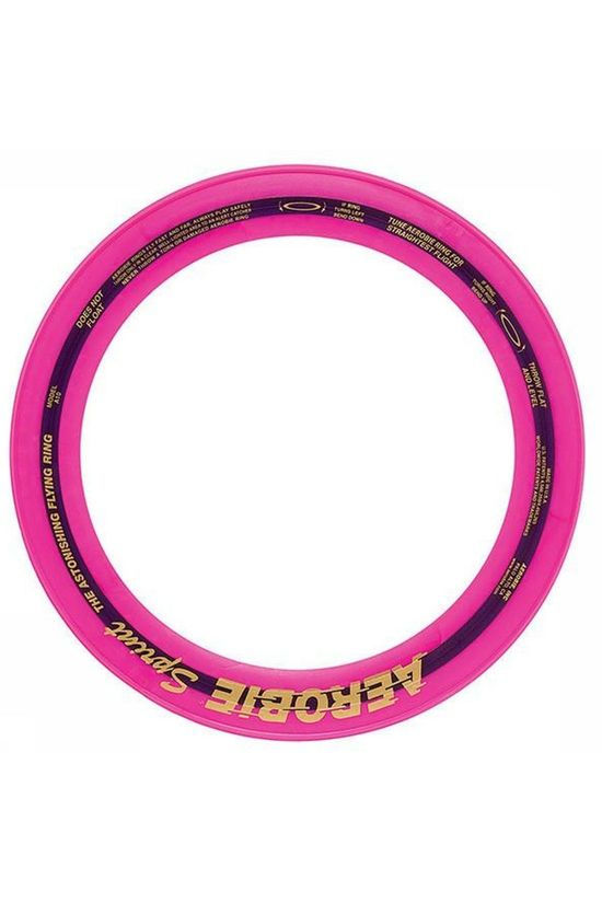Aerobie Toys Ring Sprint mid pink
