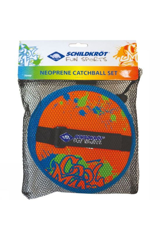 Schildkröt Toys Catchball Set orange/mid blue