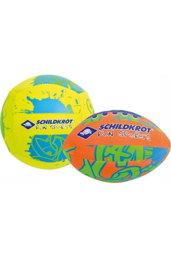 Schildkröt Toys Mini-Balls Duo-Pack orange/light yellow
