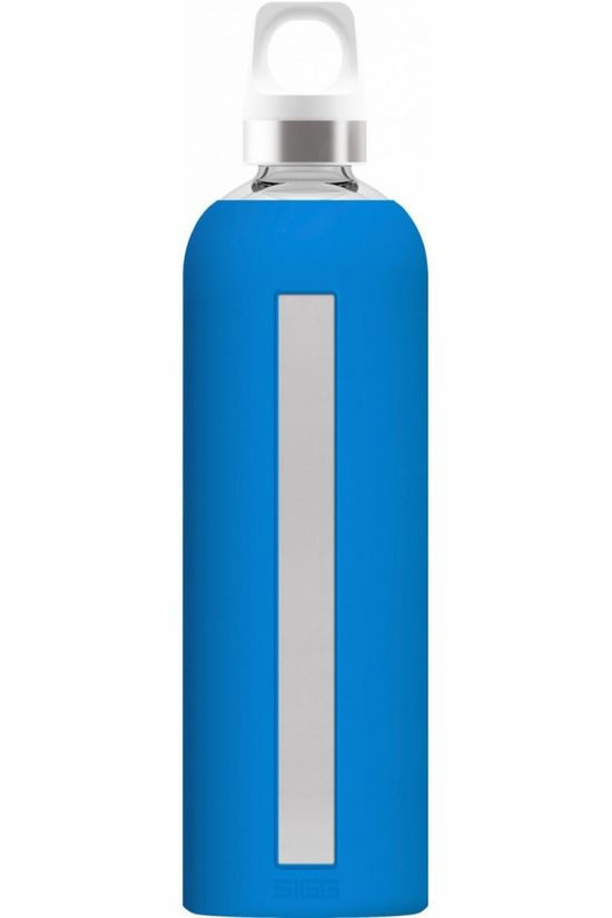 Sigg Drink Bottle Star 0.85L blue