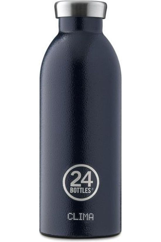 24Bottles Drink Bottle Clima 500ml Navy Blue