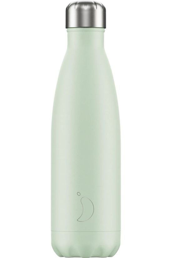 Chilly's Gourde Bottle Blush 500Ml Vert Clair