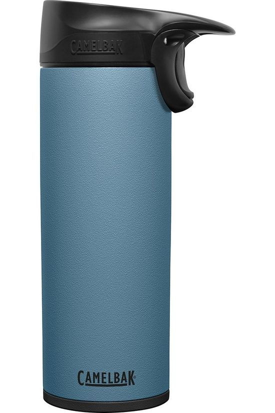CamelBak Drink Bottle Forge New Dark Grey Marle/Blue