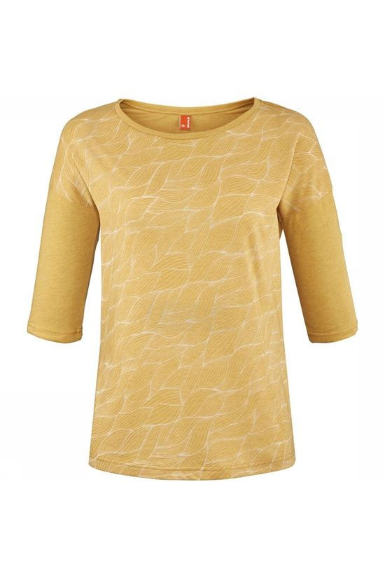 Lafuma T-Shirt Twist Middengeel