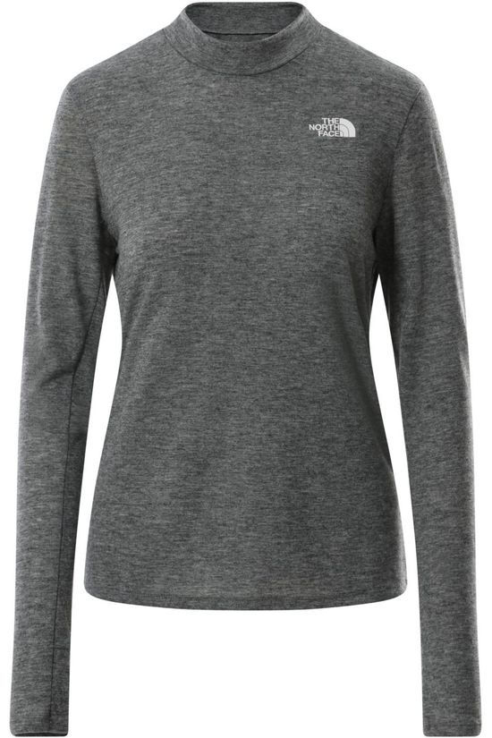 The North Face T-Shirt Active Trail Wool Noir