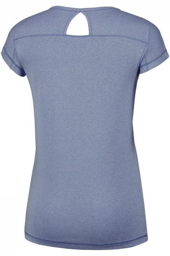 Columbia T-Shirt Peak To Point Sleeve dark blue