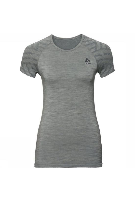 Odlo T-Shirt Kinship Seamless Mid Grey/Assorted / Mixed
