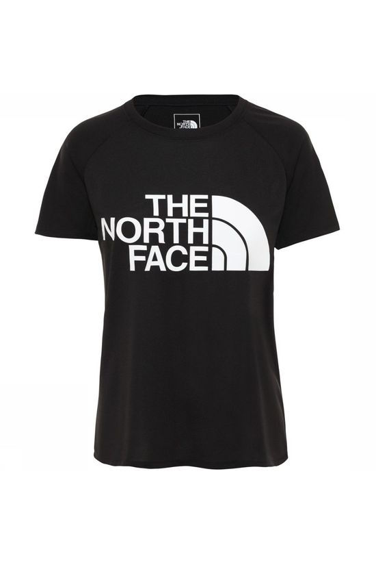 The North Face T-shirt Graphic Play Hard black/white