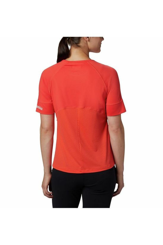 Columbia T-Shirt Windgates Rood