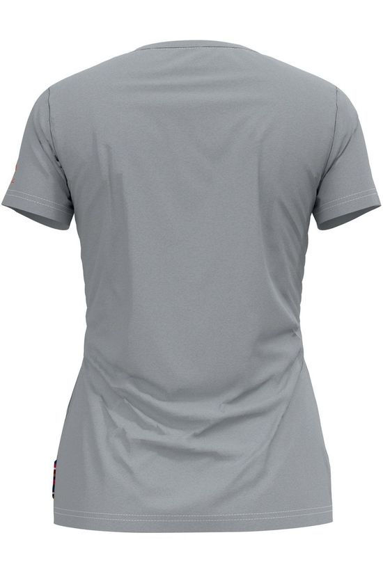 Odlo T-Shirt Concord Element Light Grey/Marle
