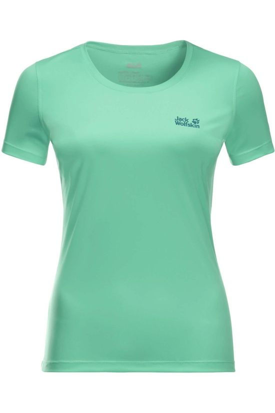 Jack Wolfskin T-Shirt Tech green