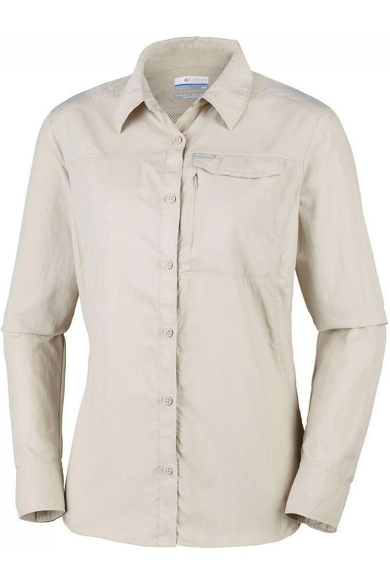 Columbia Blouse Silver Ridge LS Brun Sable