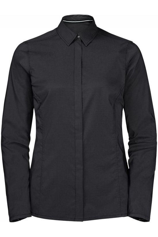 Jack Wolfskin Shirt JWP Pack And Go! black