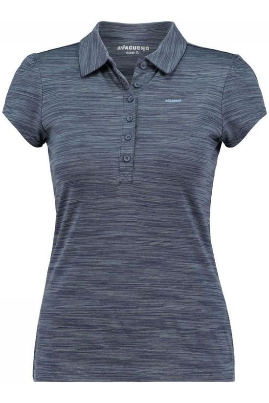 Ayacucho Polo Betty Navy Blue