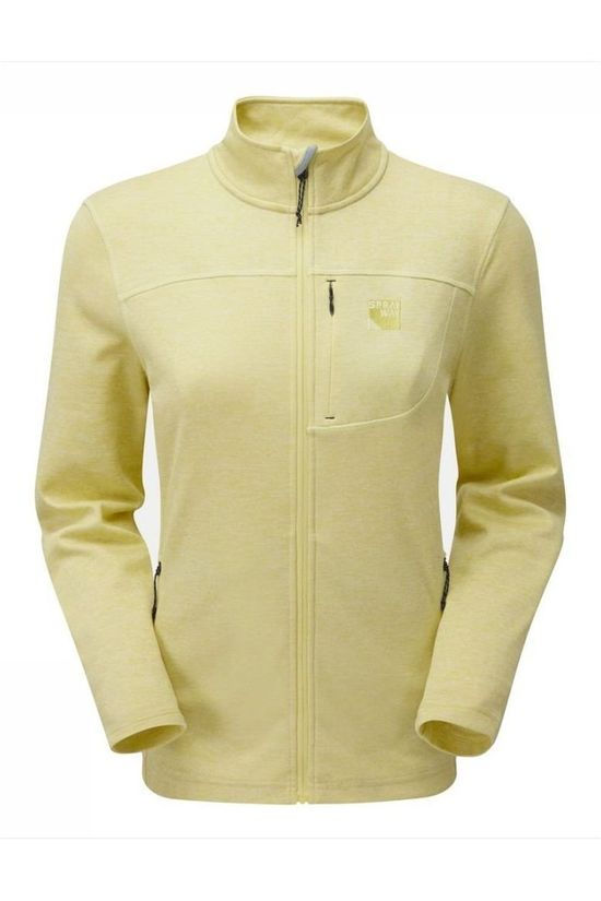 Sprayway Fleece Piper Lichtgeel