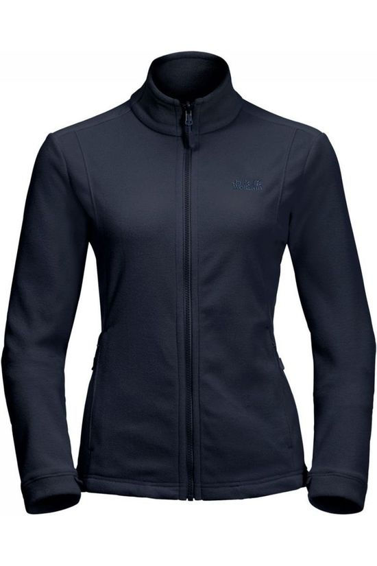 Jack Wolfskin Fleece Kiruna Eco Navy Blue
