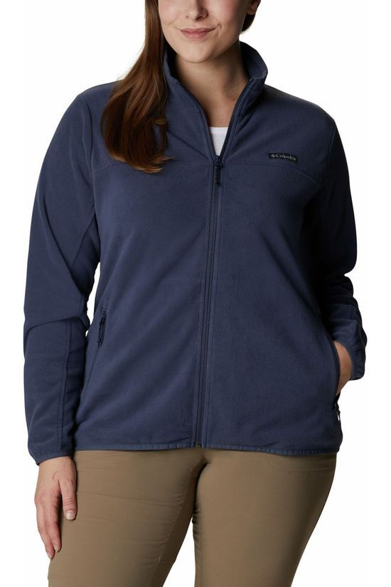 Columbia Fleece Ali Peak Fz Jacket dark blue