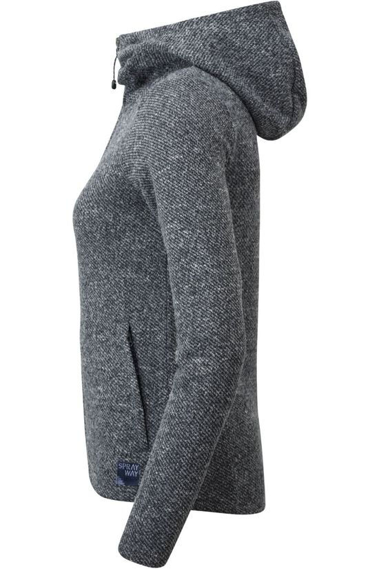 Sprayway Fleece Halla Hoody dark blue