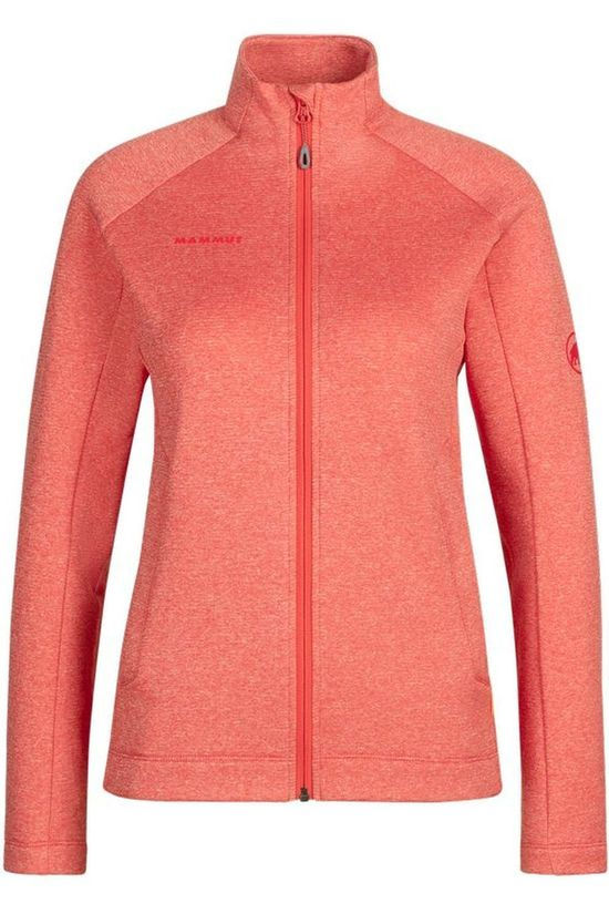 Mammut Fleece Nair Jacket Fuchsia