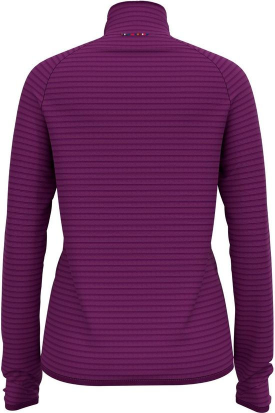 Odlo Fleece Vivid Ceramiwarm purple