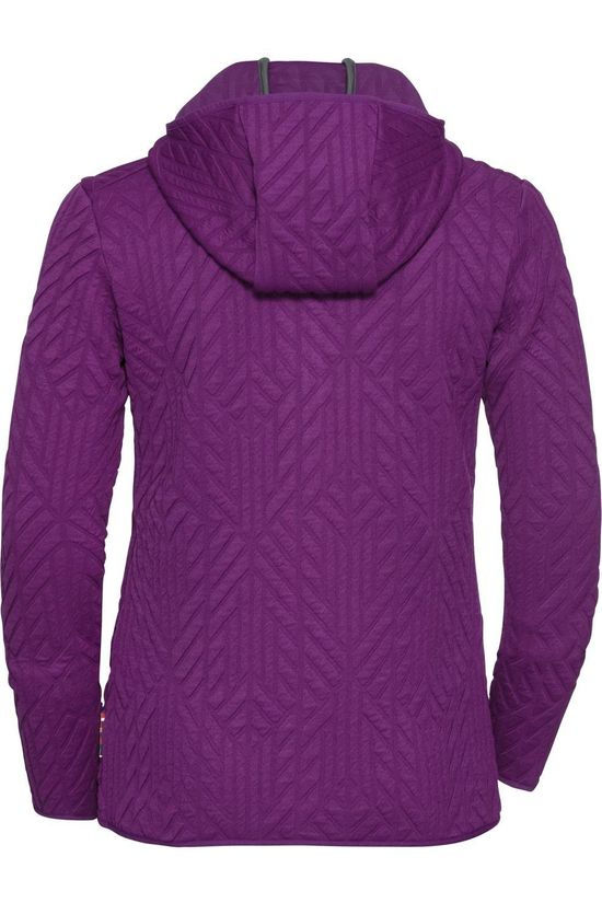 Odlo Fleece Corviglia Kinship purple