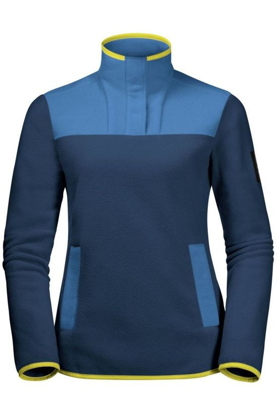 Jack Wolfskin Fleece 365 Flash Donkerblauw