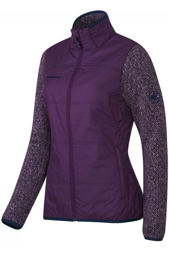 Mammut Fleece Kira Advanced Ml Donkerpaars