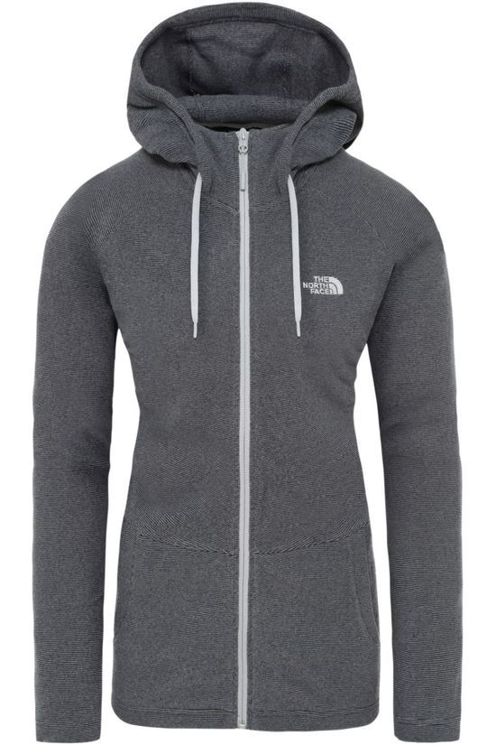 The North Face Fleece Mezzaluna mid grey