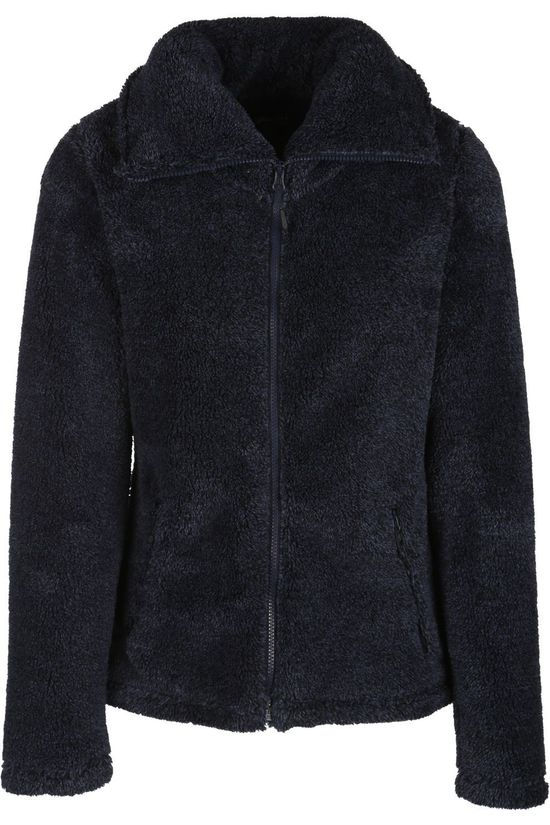 Ayacucho Fleece Beauty Navy Blue