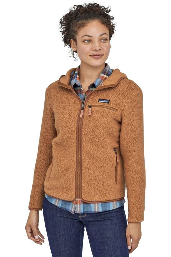 Patagonia Fleece Retro Pile Hoody rust