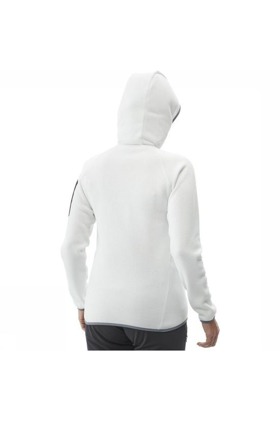 Millet Fleece Tribeni Hoodie off white