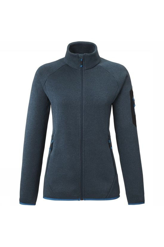 Millet Fleece Tribeni Donkerblauw