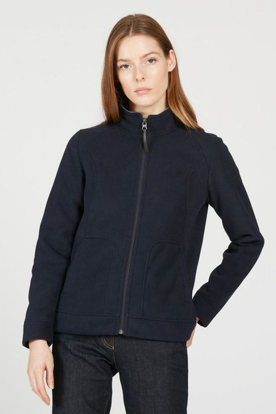 Aigle Fleece Granfleece Navy Blue