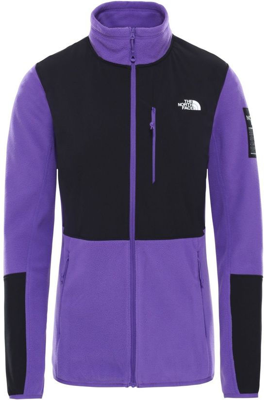 The North Face Fleece Diablo Midlayer Paars/Zwart