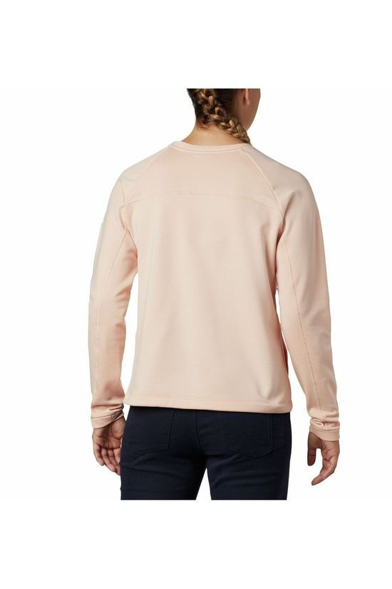 Columbia Pullover Windgates light pink