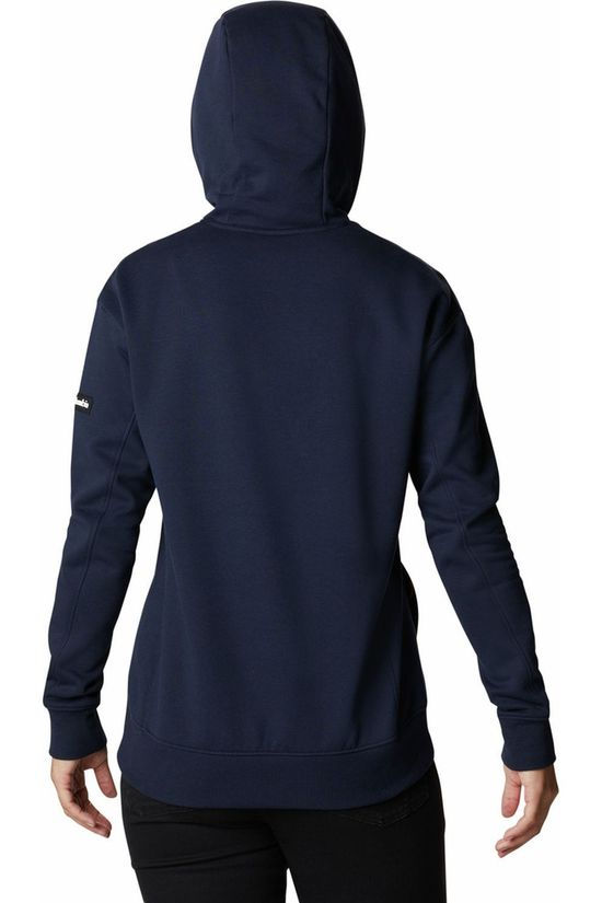 Columbia Pullover Lodge Hoodie dark blue