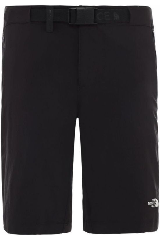 The North Face Short Speedlight Regular Zwart/Wit