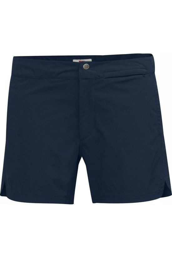 Fjällräven Shorts High Coast Trail Navy Blue